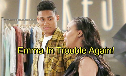 The Bold and the Beautiful Spoilers: More Accusations Against Emma At Forrester – Xander To The Rescue