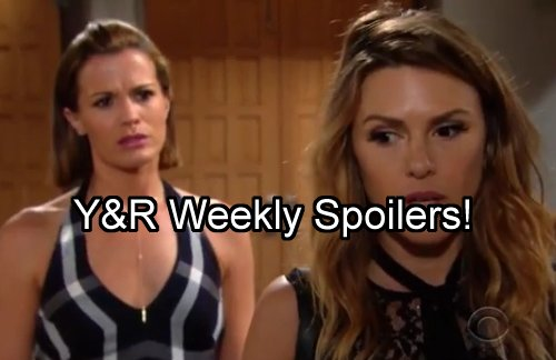 The Young and The Restless Spoilers: Week of August 8 – Chloe Busted – Phyllis Allies With Victor – Neil Keeps Dark Secret