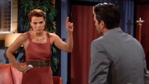 'The Young and The Restless' Spoilers: Week of August 1 – Chloe Confronts Adam - Summer Pregnancy Scare - Bella Paternity Reveal