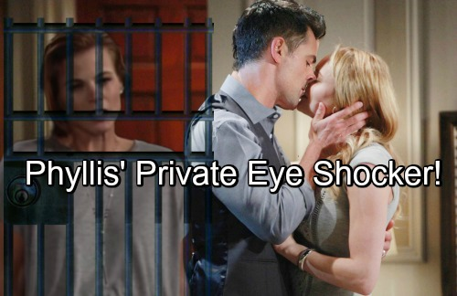 The Young and the Restless Spoilers: Phyllis' Private Eye Uncovers Summer and Billy Shocker – Cheating Suspicions Become Reality