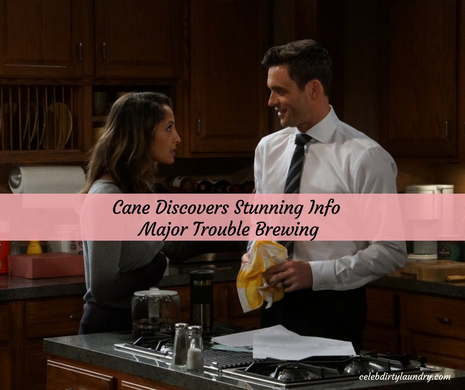 The Young and the Restless Spoilers: Cane Takes Risks, Uncovers Stunning Info - Lily's Secret Admirer Causes Trouble