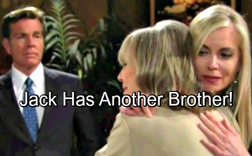 The Young and the Restless Spoilers: Dina Had Another Son Through Phillip – Jack Has New Brother?