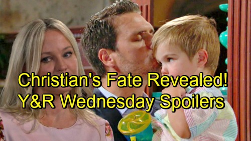 The Young and the Restless Spoilers: Wednesday, July 11 – Nick and Sharon Learn Christian's Fate – Phyllis Points Hilary Toward Trouble