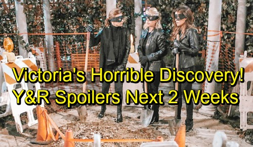 The Young and the Restless Spoilers Next 2 Weeks: Victoria's Horrible Discovery – Sharon and Billy's Pity Party – Nick Drawn to Phyllis