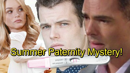 The Young and the Restless Spoilers: Paternity Mystery Brewing for Summer – Billy and Kyle Hookups Bring Abbott Baby Drama?