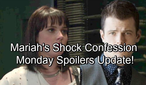 The Young and the Restless Spoilers: Monday, May 28 Update – Jack Rages Over Kyle's Betrayal – Victor Dupes Nick – Mariah Confesses