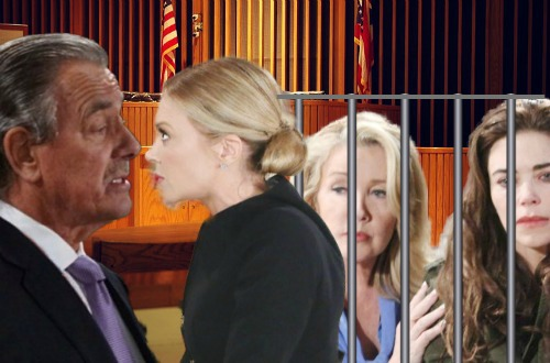 The Young and the Restless Spoilers: Brittany Blackmails Victor Over J.T. Murder – Give Up Christian or See Victoria and Nikki in Prison