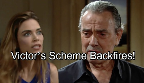 The Young and the Restless Spoilers: Victor's Scheme Backfires – Nick's Newman Return Brings Sibling Sabotage and Total Chaos