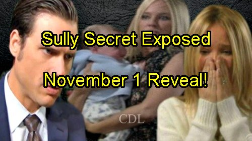 'The Young and The Restless' Spoilers: Sharon's Sully-Christian Secret Explodes on GC Buzz - November 1 Reveal