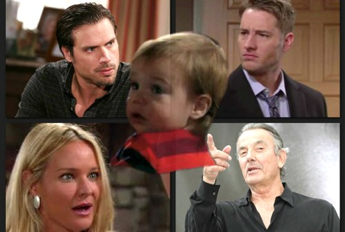 The Young and the Restless Spoilers: Shocking Christian Custody Outcome As Victor's Health Crisis Tips Paternity Case