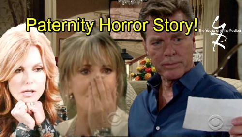 The Young and the Restless Spoilers: Did Jack Sleep With His Sisters? - Neil Fenmore Paternity Horror Story