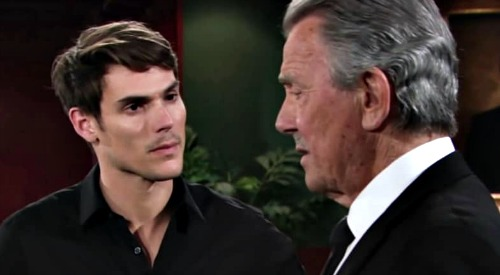 The Young and the Restless Spoilers: Billy Scandal Story Hurts Innocent People - Victor & Adam Fight Dirty, Team Up For Revenge