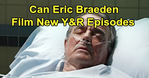 The Young and the Restless Spoilers: How Eric Braeden Can Film New Y&R Episodes Under COVID-19 Restrictions - Victor's Illness