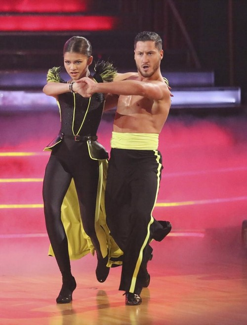 Zendaya Dancing With the Stars Paso Doble Video 4/29/13