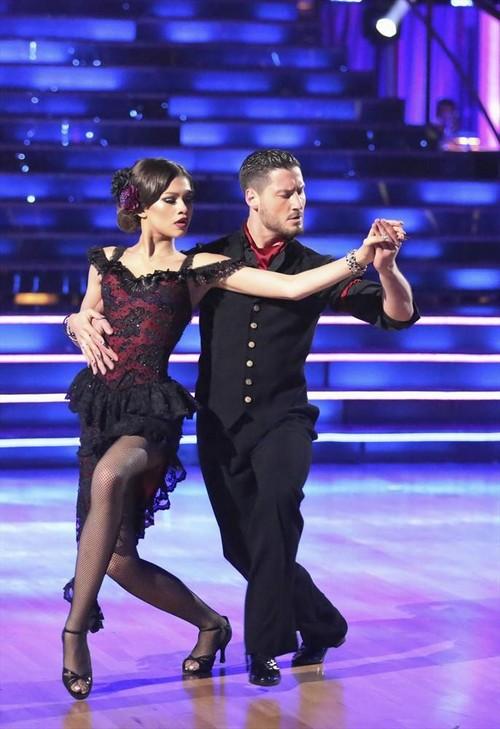 Zendaya Dancing With the Stars Cha Cha Cha Video 4/22/13