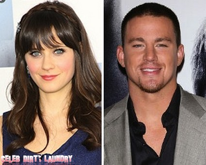 Zooey Deschanel & Channing Tatum – Set To Host SNL In February