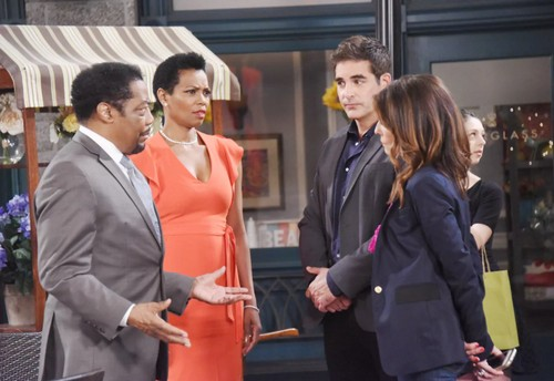 Days of Our Lives Spoilers: Dirty Commissioner Raines Hides Partnership with Dario – Abe Goes Down for His Crimes?
