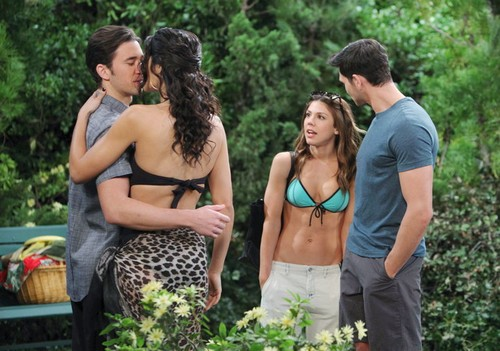 'Days of Our Lives' Spoilers: Abigail Finds Out She's Pregnant, Is Baby Daddy Chad or Ben?