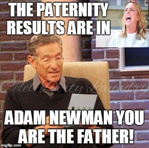 The Young and the Restless Spoilers: Adam Newman Sage's Baby Daddy - Paternity Test Result Disaster!