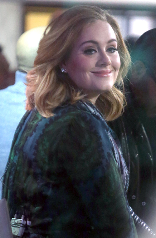 Adele Rushes to Estranged Father's Side – Cancer Scare Sparks Reunion With Absentee Dad?