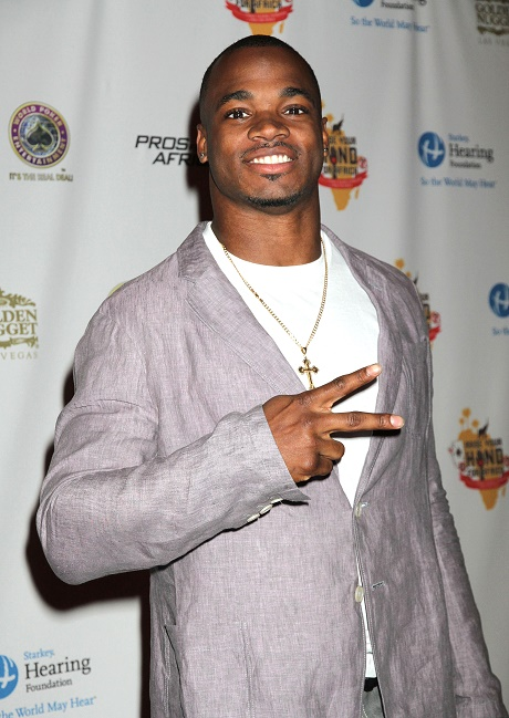 Adrian Peterson Pleads Not Guilty In Child Abuse Case - Now Facing Accusations Of Charity Fraud