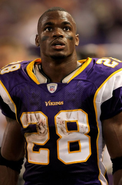 Adrian Peterson's Son Dead From Injuries: Joseph Patterson Charged!