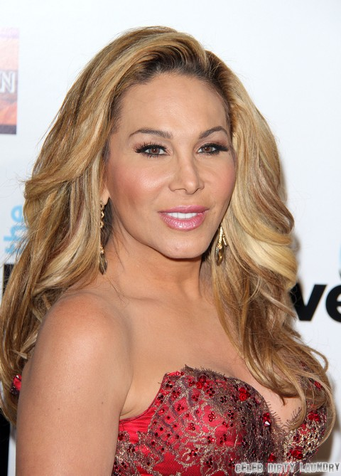 Adrienne Maloofs Hidden First Marriage and Secret Fiance Revealed