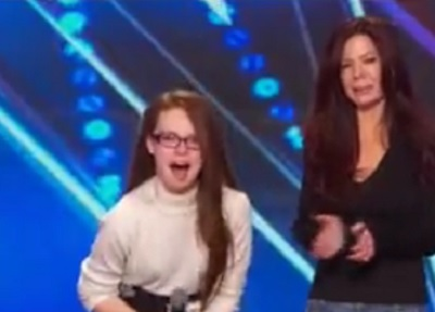 Mara Justine Performance America's Got Talent Season 9 Episode 5: Singer Has A Wow Moment! (VIDEO)