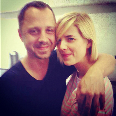 Giovanni Ribisi Dumped Girlfriend Cat Power Just Two Months Before Marrying Agyness Deyn