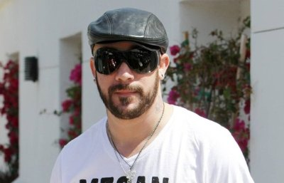 Backstreet Boys Singer A.J. McLean Is In Rehab!
