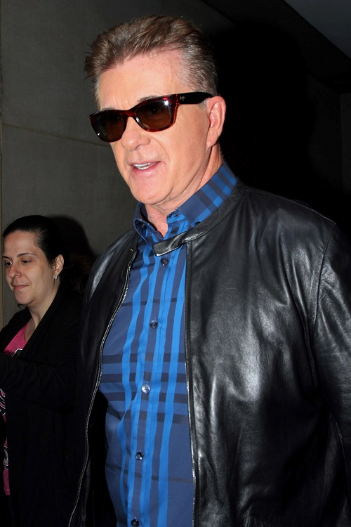 Family Feud over Alan Thicke's Estate, Robin Thicke Sues Step-Mother and Calls Her Greedy
