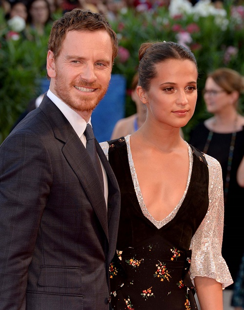 Alicia Vikander And Michael Fassbender Break Up - Fassbender Ditches Oscars?