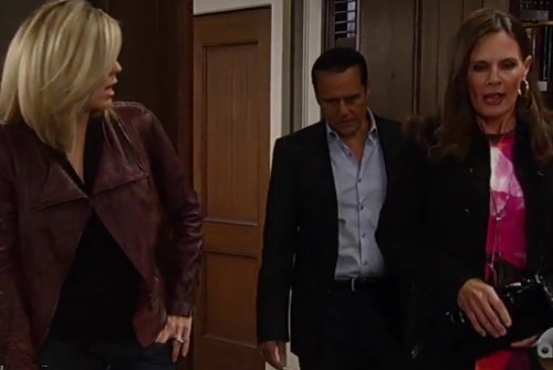 General Hospital Spoilers: Lucy Takes Morgan Pill Bottle To Sonny and Carly - Ava's Fate Sealed in Blood
