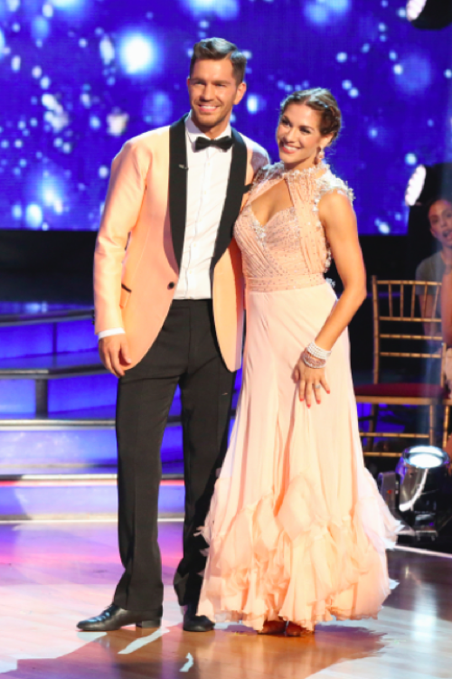 Allison Holker Pregnant – Dancing With The Stars 2015 Andy Grammer Losing Pro Partner?