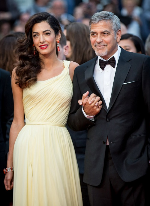 Amal Alamuddin Pregnancy: Amal Forces George Clooney To Leave Hollywood, Raise Baby In England