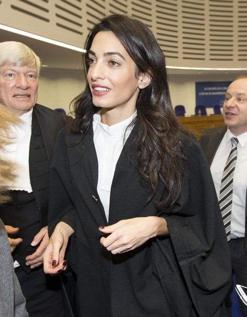 George Clooney and Amal Alamuddin Divorce: Amal Wants a Baby - Furious George Won't Start a Family?