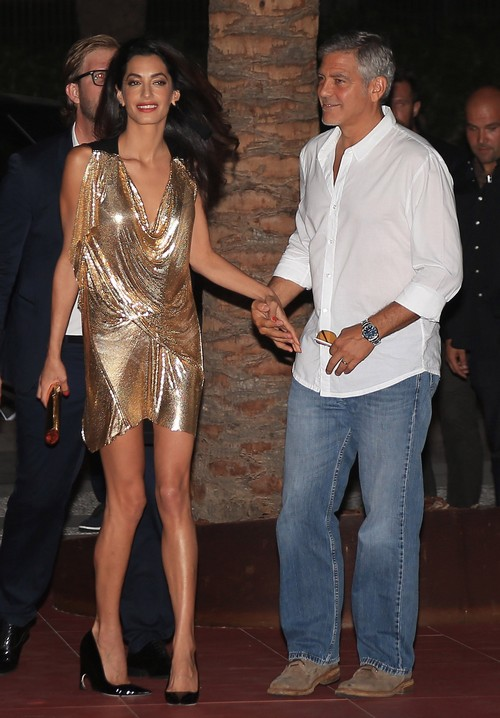 George Clooney Too Old, Amal Alamudin Too Skinny: Pregnancy and Baby Plans Require IVF Clinic?