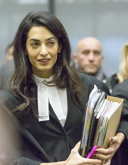 Amal Alamuddin Extreme Diva Behavior After George Clooney Marriage, Learned From Husband?