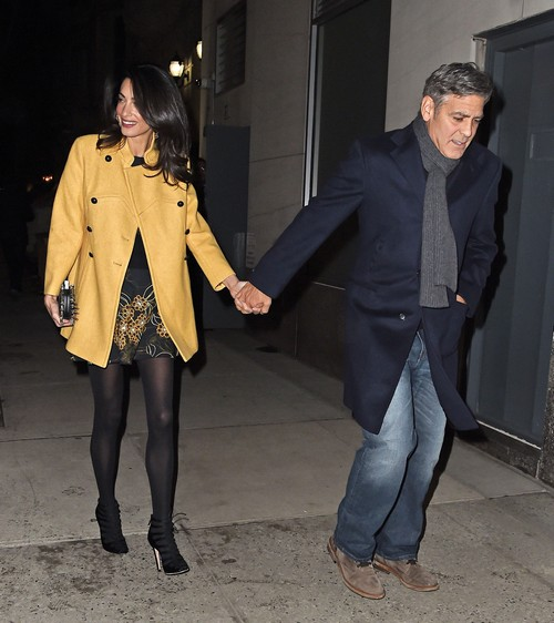 George Clooney and Amal Alamuddin Divorce: Refuse To Put Careers On Hold To Save Marriage