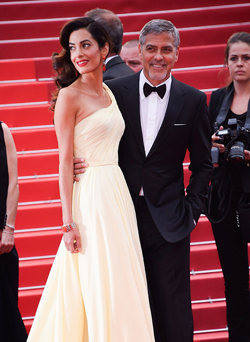 Amal Alamuddin Pregnant, George Clooney's Wife Expecting First Child - Actor 'Overwhelmed' With Baby News?