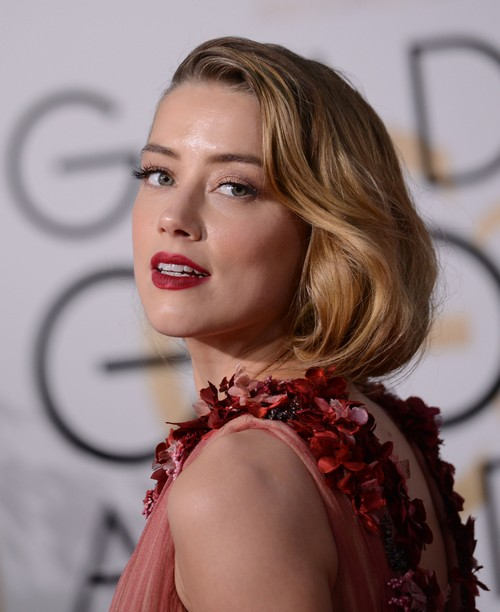 Amber Heard Claims Johnny Depp Domestic Violence: Demands Restraining Order - Bruised Face Photo