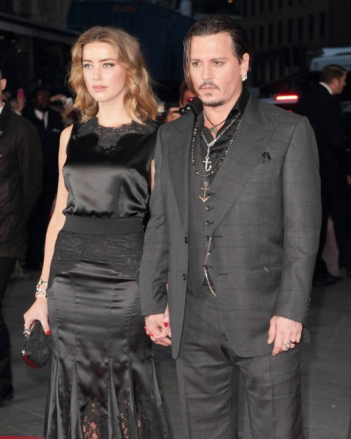 Johnny Depp Divorce: Family and Friends Hated Amber Heard, Warned She Was A Gold Digger