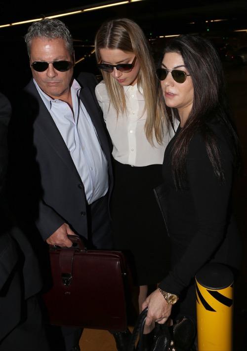 Johnny Depp Settles Divorce With Amber Heard For $7 Million Dollars - Restraining Order Request Dropped