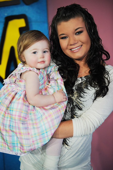 Teen Mom Amber Portwood Shows Jerry Springer How Its Done!
