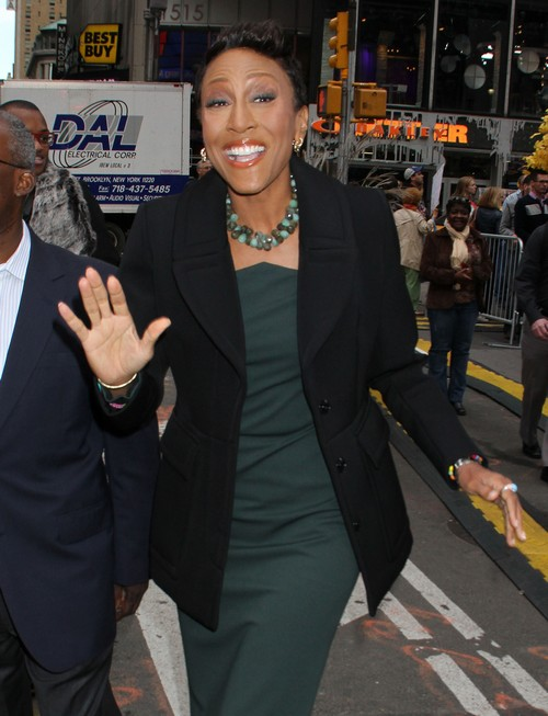 Amber Laign, Robin Roberts Long-Term Girlfriend, Finally Acknowledged in Gay Coming Out Announcement