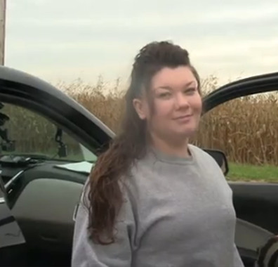 Amber Portwood 'Teen Mom' Released from Prison: Prepares for Life of Drug Tests, Parole Meetings, and will Fight to Get her Daughter Back! (VIDEO)