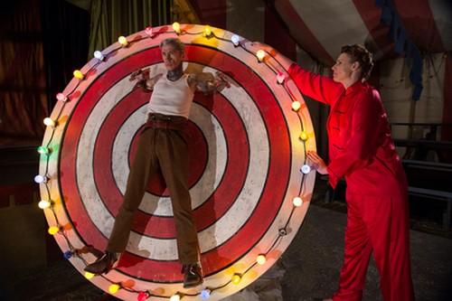 "American Horror Story: Freak Show 11/12/14: Season 4 Episode 6 ""Bullseye"""