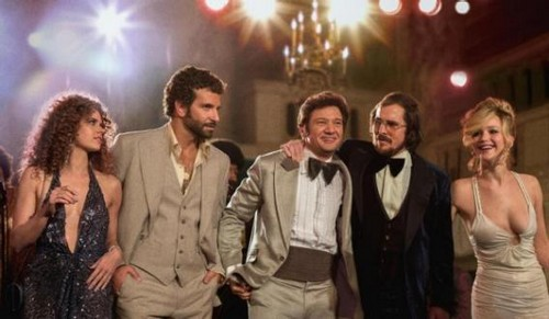 Golden Globe Nominations Shine Spotlight On American Hustle And Twelve Years A Slave - Complete List