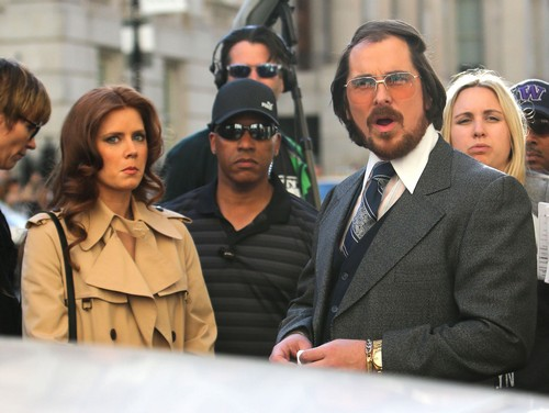 Christian Bale Defended Amy Adams From David O. Russell's Abusive Behaviour While Filming American Hustle?