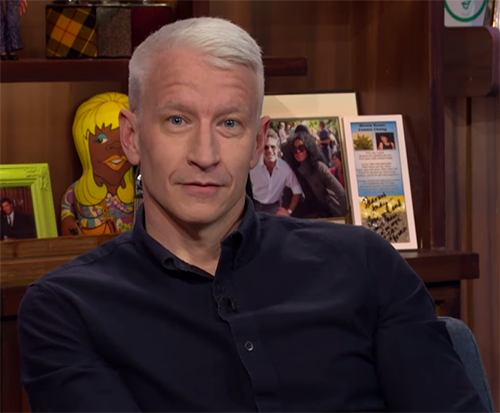 Anderson Cooper Refuses 'Live!' Kelly Ripa Co-Host Offer – Signs Long-Term Contract With CNN